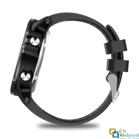Ceas smartwatch Zeblaze Vibe 3s, display 1.24 inch FSTN, memorie 128 MB RAM + 128 MB ROM, rezistent la apa 5 ATM