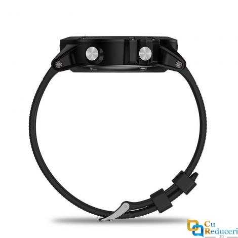 Ceas smartwatch Zeblaze Vibe 3, display 1.24 inch FSTN, rezistent la apa 5 ATM, baterie Japan Maxell CR2450