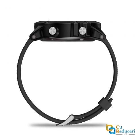 Ceas smartwatch Zeblaze Vibe 3 HR, display 1.22 inch IPS, rezolutie 240 x 240 pixeli, capacitate baterie 180mAh, interfata 3D, monitorizarea somnului, monitorizarea ritmului cardiac