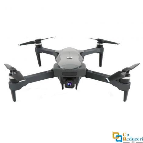 Drona SLX K20 4K 5G GPS, brate pliabile, wifi, buton de Return To Home, camera 4K HD ESC cu transmisie live pe telefon, capacitate baterie: 11.1V 1800 mAh, autonomie zbor ~ 25 de minute