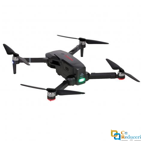 Drona Visuo K1 PRO 4K 5G GPS, brate pliabile, wifi, buton de Return To Home, camera 4K HD ESC cu transmisie live pe telefon, capacitate baterie: 11.1V 2500 mAh, autonomie zbor ~ 28 de minute