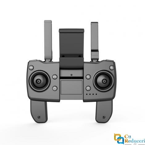 Drona XKJ M9968 4K 5G GPS, brate pliabile, wifi, buton de Return To Home, camera 4K HD cu transmisie live pe telefon, capacitate baterie: 7.4V 2200 mAh, autonomie zbor ~ 30 de minute