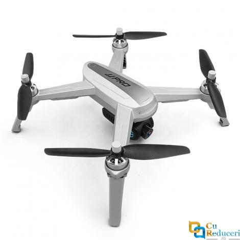 Drona profesionala JJRC X5P 4K GPS, WiFi 5G FPV, camera HD 4k, GPS Follow Me, motor fara perii, buton de return to home, baterie 7.4V 2420 mAh, autonomie zbor ~ 20 de minute