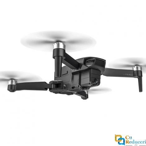 Drona SLX KF107 4K GPS, buton de Return To Home, camera 4K HD ESC cu transmisie live pe telefon, capacitate baterie: 7.4V 3000 mAh, autonomie zbor ~ 25 de minute