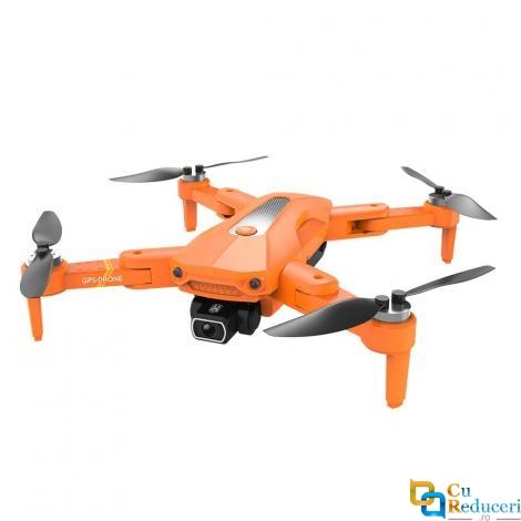 Drona SLX K80 PRO, dual camera 4K/8k HD, GPS, 5G Wifi, capacitate baterie: 7.4V 2200mAh, distanta de control: ~1200 m, autonomie zbor ~ 22 de minute, senzor G